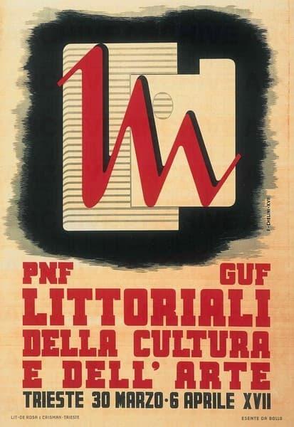 M. Littoriali della Cultura e dell'Arte