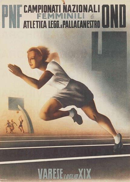 Campionati Nazionali Femminili di Atletica Leggera e Pallacanestro
