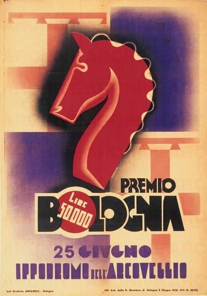 Premio Bologna. Ippodromo dell'Arcoveggio