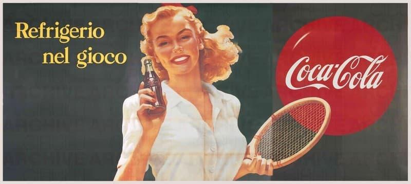 Coca Cola. Refrigerio nel gioco