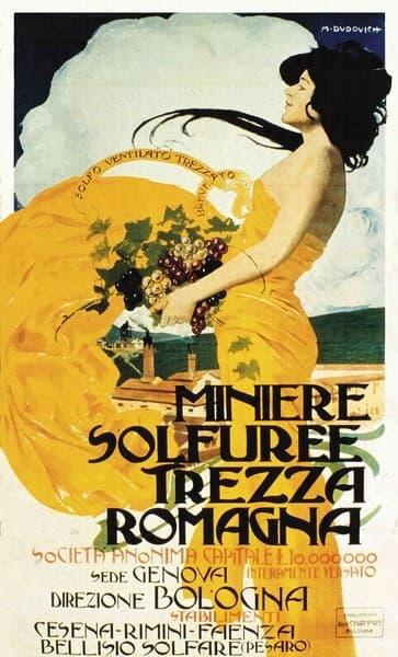 Miniere Solfuree Trezza Romagna