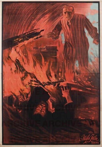 L'incendio dell'Odeon