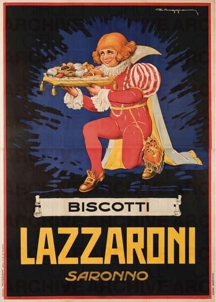 Biscotti Lazzaroni Saronno