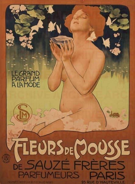 Fleurs de Mousse