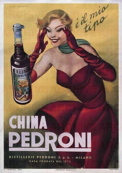 China Pedroni