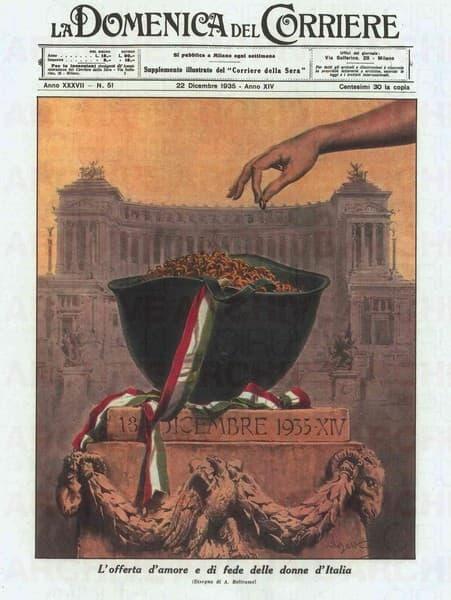La Domenica del Corriere (Supplemento illustrato del Corriere della Sera)