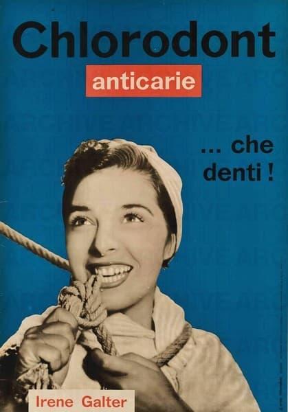 Chlorodont anticarie...che denti !