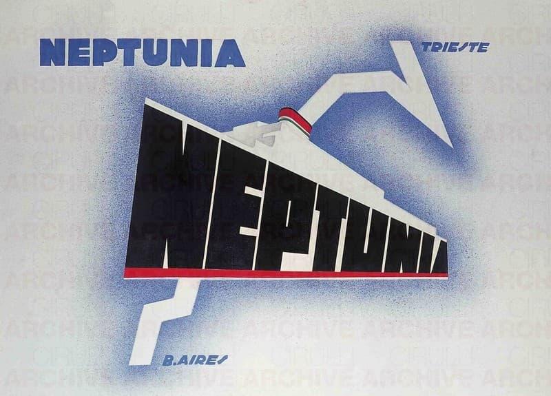 Neptunia. Crociera del Decennale