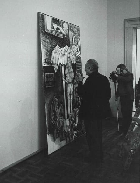 Guttuso: fotografia quotidiana