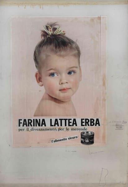 Farina Lattea Erba