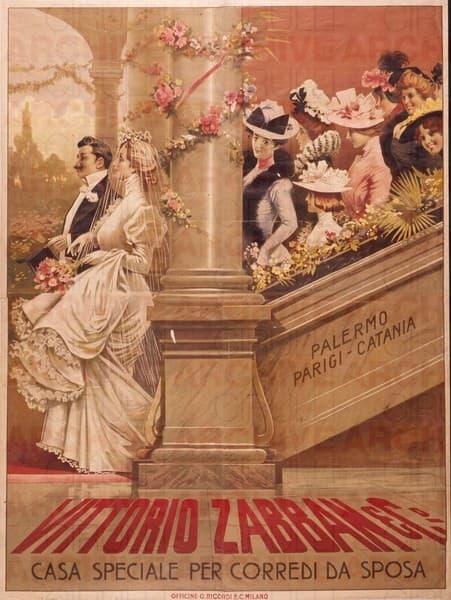 Vittorio Zabban & C. Casa speciale per corredi da sposa