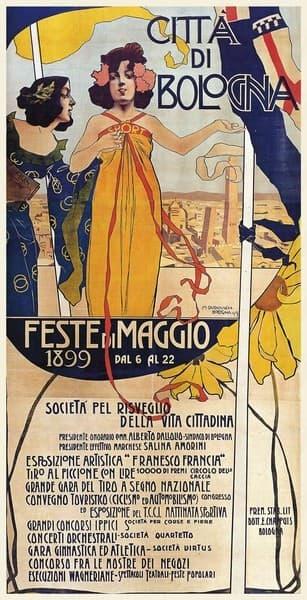 Città di Bologna Feste di Maggio