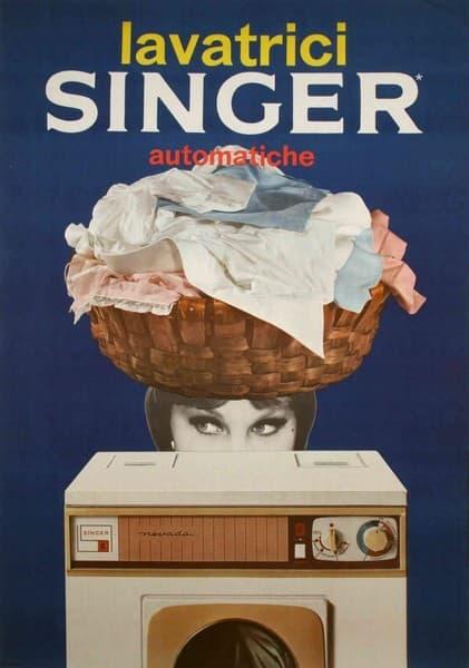 Lavatrici Singer automatiche