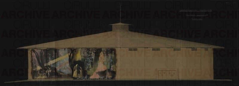 Esposizione Universale di Roma 1942  Variorama magico