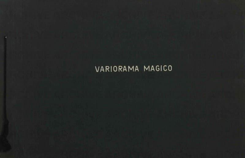Esposizione Universale di Roma 1942 Variorama magico (copertina)