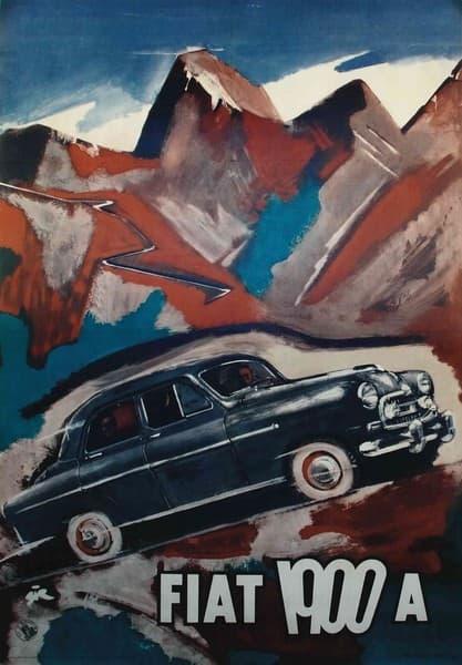 Fiat 1900 A