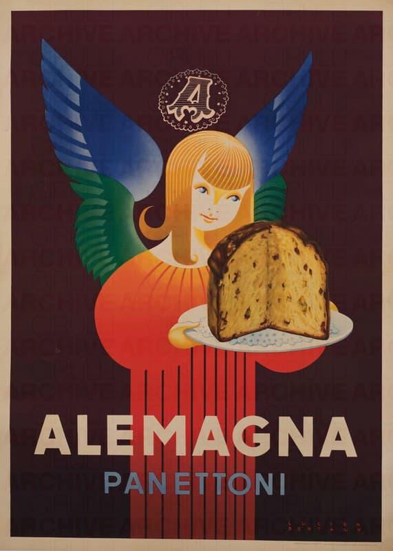 Alemagna Panettoni
