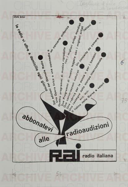 Rai Radio Italiana Abbonatevi alle Radioaudizioni