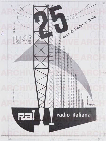 Rai Radio Italiana 25 anni di Radio Italiana