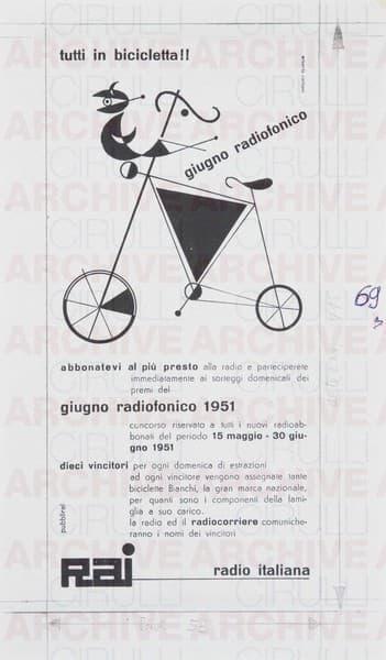 Rai Radio Italiana Tutti in bicicletta!!