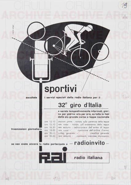 Rai Radio Italiana 32° Giro d'Italia