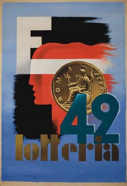 Esposizione Universale di Roma 1942 Lotteria