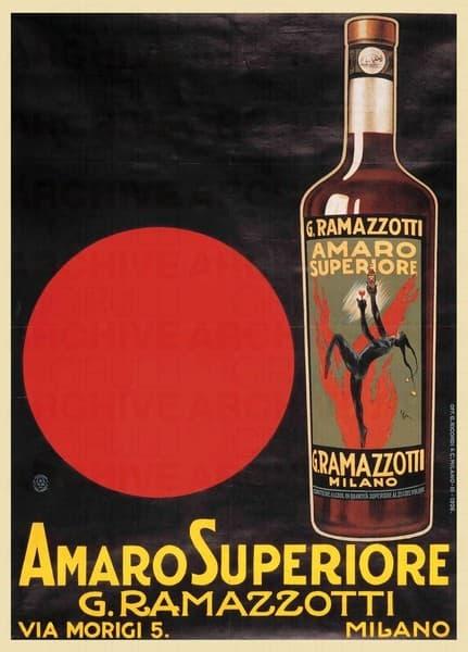 Amaro Superiore G. Ramazzotti