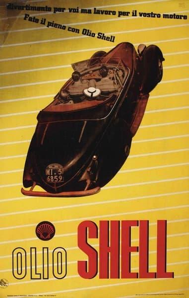 Olio Shell Fate il pieno con Olio Shell