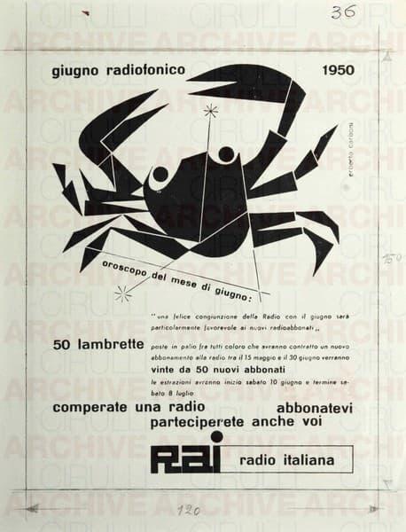 Rai Radio Italiana Giugno radiofonico