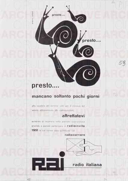 Rai Radio Italiana Presto... presto... presto