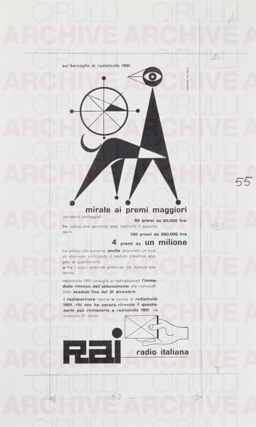 Rai Radio Italiana Mirate ai premi maggiori