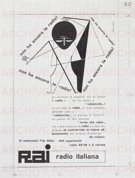 Rai Radio Italiana Non ha ancora la radio