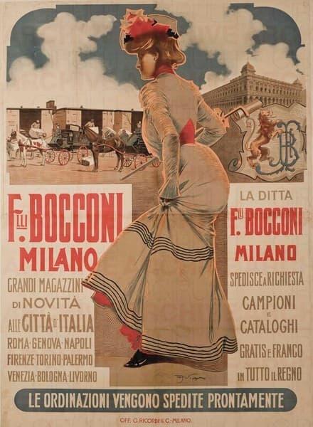 F.lli Bocconi Milano