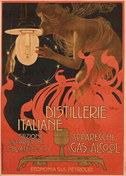 Distillerie italiane