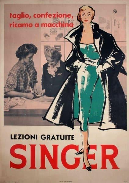 Lezioni gratuite Singer
