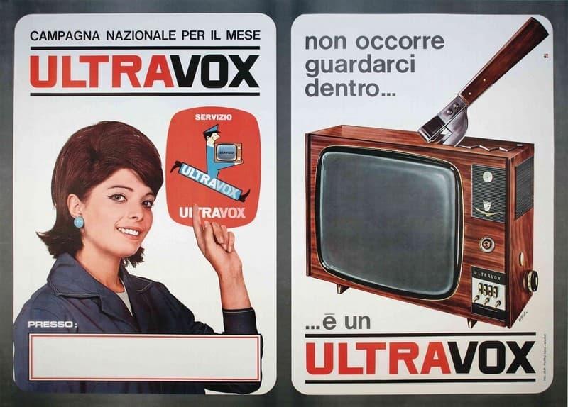 Ultravox Non occorre guardarci dentro...é un Ultravox