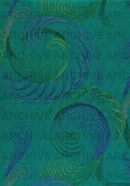 Progetto grafico di tessuto per Triennale