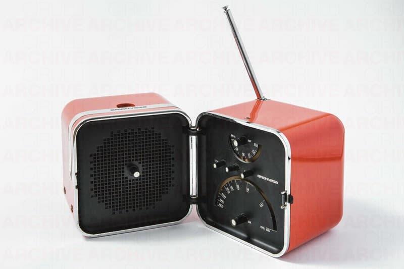 Radio Cubo (modello TS 502), Brionvega
