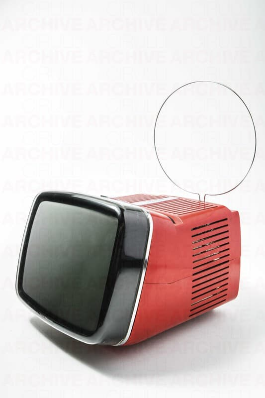 Televisore in bianco e nero Algol 11 - Brionvega