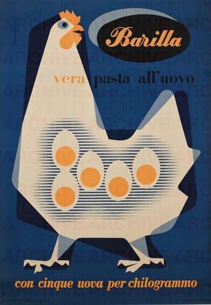 Barilla Vera pasta all'uovo