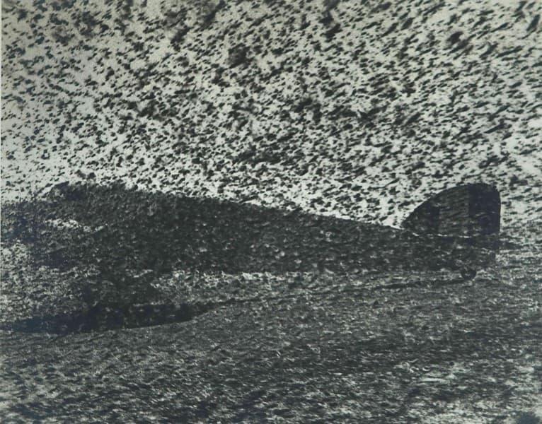 Tempesta di sabbia nel Gimma