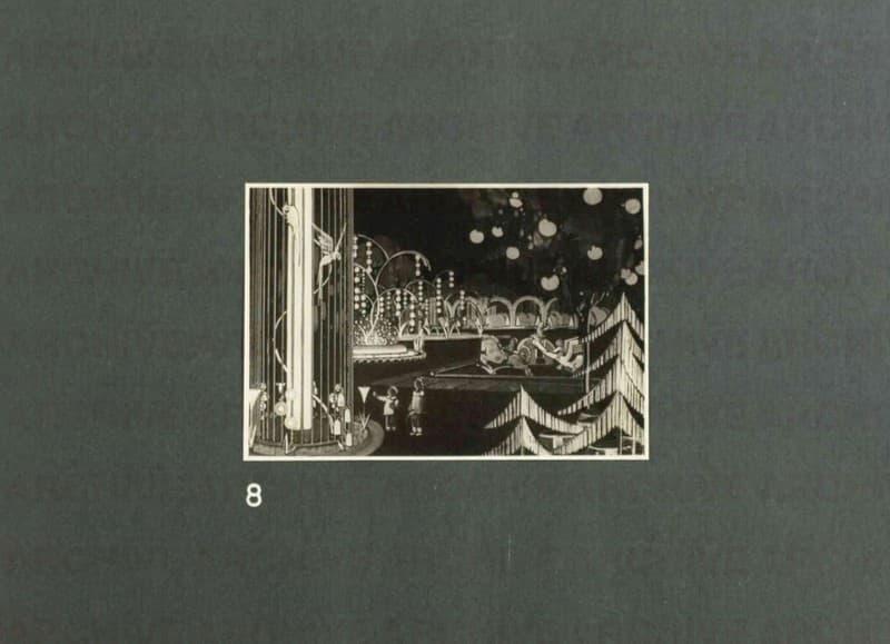 Esposizione Universale di Roma 1942 I giardini luminosi