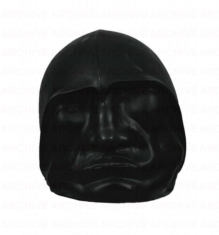 Testa d'uomo o testa di Benito Mussolini