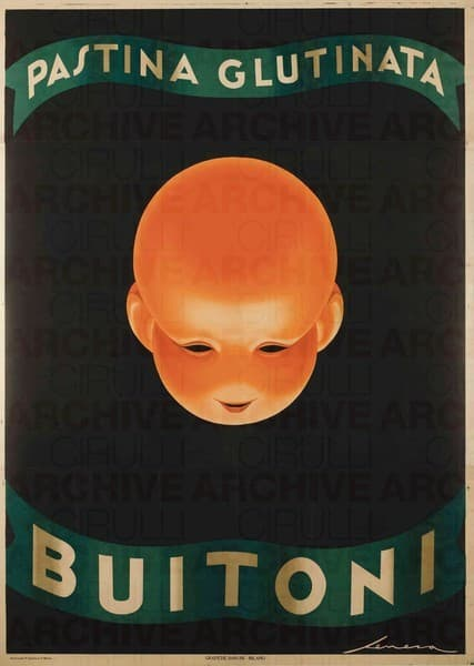 Pastina glutinata Buitoni