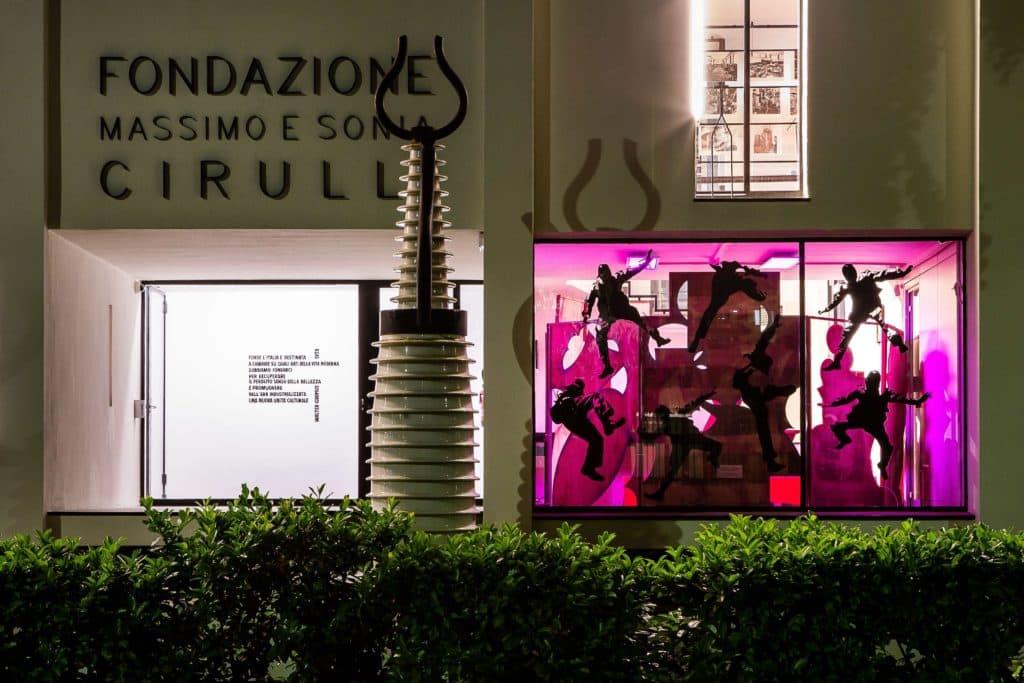 FondazioneMassimo e Sonia Cirulli -chiusura estiva