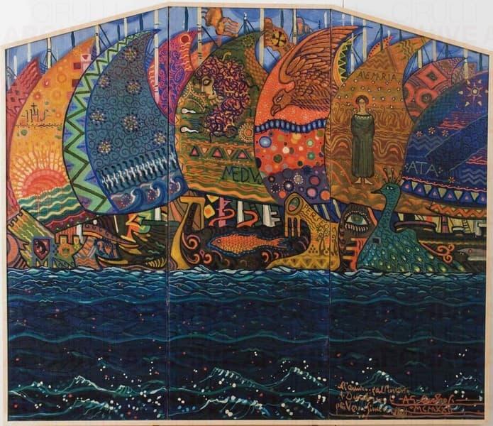 Barche sul Garda