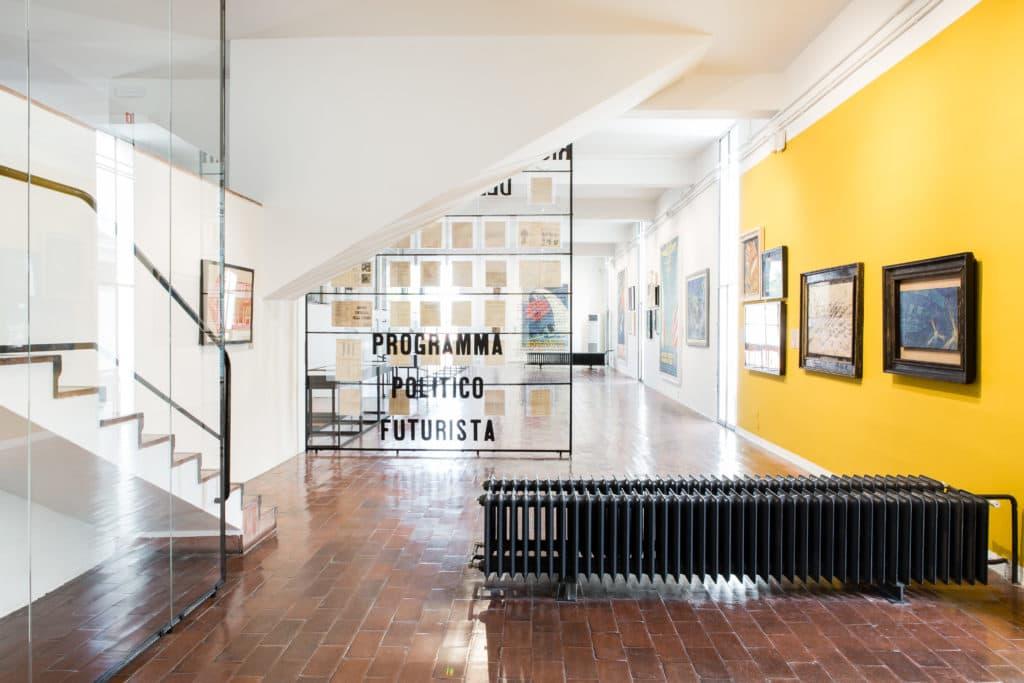 Dall'archivio alla architettura. Dalla fabbrica al museo