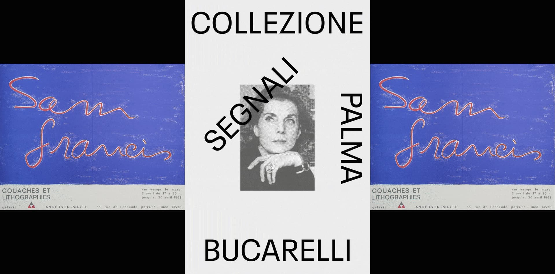 Collezione Palma Bucarelli | Segnali