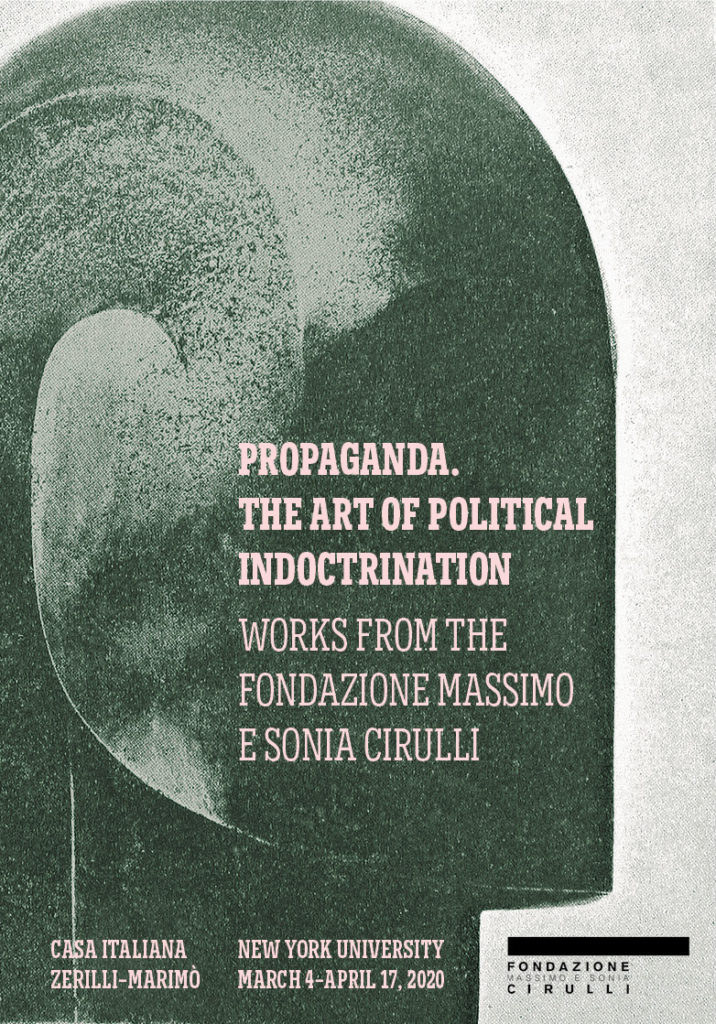 Propaganda. The Art of Political Indoctrination