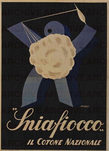 """""""Sniafiocco"""" Il cotone nazionale"""